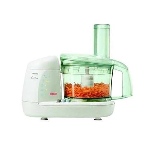 Amazon.de: Philips Cucina HR 7633 Küchenmaschine, Gletscherblau ...