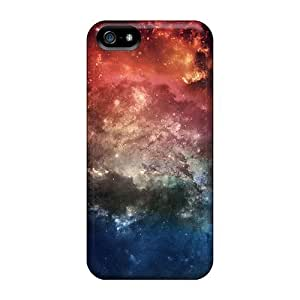 Evanhappy42 Iphone 5/5s Hybrid Cases Covers Bumper Fantasy Space