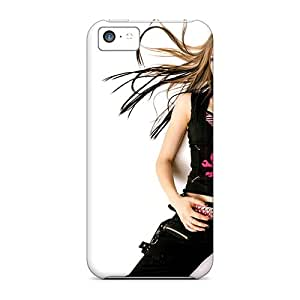 Excellent Design Avril Lavigne Crazy Babe 5 Case Cover For Iphone 5c