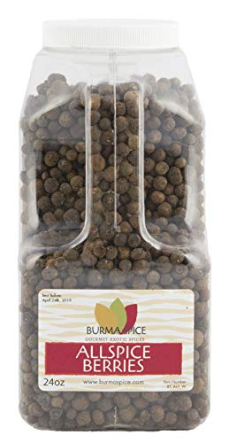 Whole Allspice Berries : Mexican Pimento : Herb Spice Kosher (24oz.)