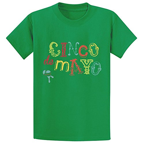 ayo Youth Design Cotton T Shirts Green (Old Spice T-shirt)