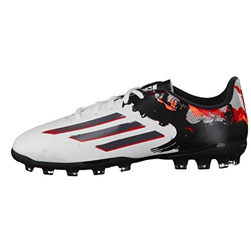 38 3 granite Bianco scarlet 10 Adidas Ag Ftwr J Messi White Znpq4H