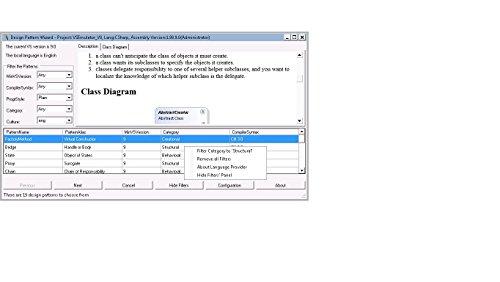 Visual Studio Design Patterns add-in [Download]
