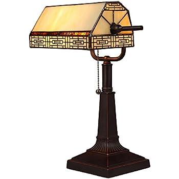 Dale Tiffany Ta100682 Egyptian Desk Lamp 10 Quot X 10 Quot X 14
