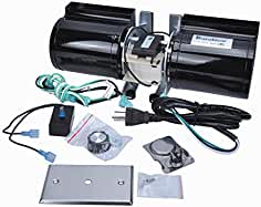 Durablow GFK-160 Fireplace Stove Blower Complete Kit for Lennox, Superior, Heat...