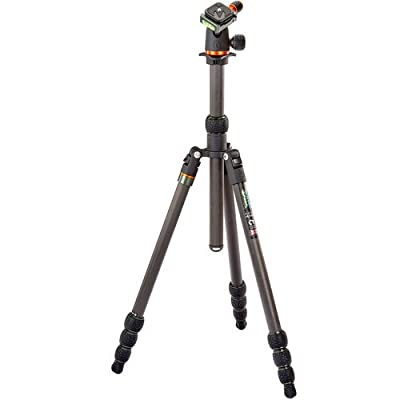 Image of Complete Tripods Carbon Fibre, 23mm leg tube, 4-section tripod with AirHed Neo ballhead.