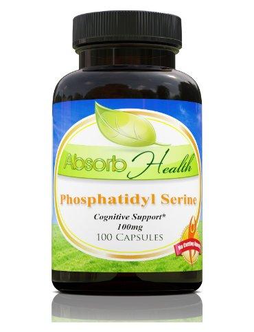 Phosphatidylserine Cognitive Enhancer Promotes Capsules
