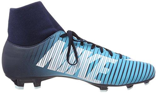 bleu obsidienne Mercurial Nike Bleu bleu De Vi Fg Gamma Gamma blanc Homme Victory Df Chaussures Football xOxqpgwHv