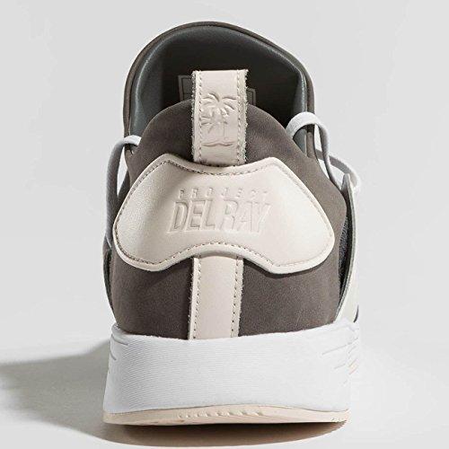 grau 1 Sneaker 2 44 Herren DELRAY PROJECT vWqwn6txCF