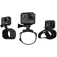 GoPro The Strap (Hand + Wrist + Arm + Leg Mount) (GoPro Official Mount)
