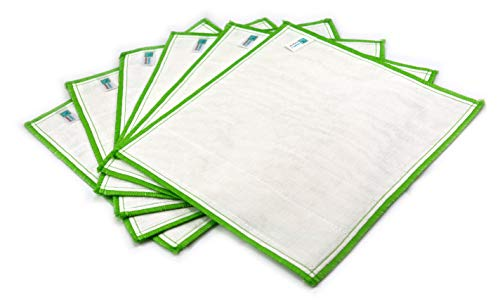 - Simply Natural Wood Fiber Cleaning Cloths 6-Pack