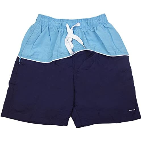 Abstract Boys Navy Bathing Suit - 16SP2BLU supplier