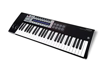 Amazon.com: Novation 49 SL remoto Teclado driver USB MIDI ...