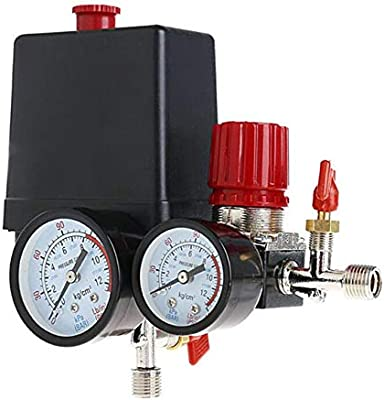 Presostato Compresor De Aire Válvula de control 90 - 120PSI ...