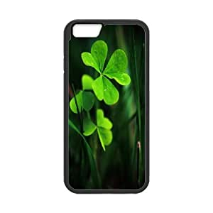 AinsleyRomo Phone Case Lucky clover pattern case For Apple Iphone 6 Plus 5.5 inch screen Cases FSQF472807