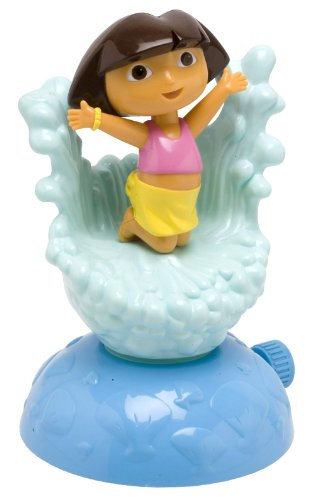 Imperial Toy Make a Splash Dora Sprinkler