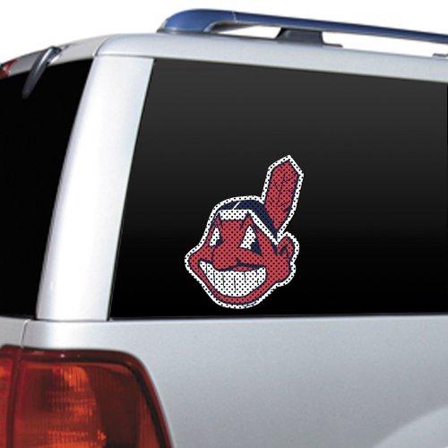 - MLB Cleveland Indians Die Cut Window Film