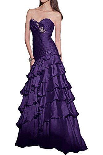 Promgirl House - Robe - Crayon - Femme -  violet - 50