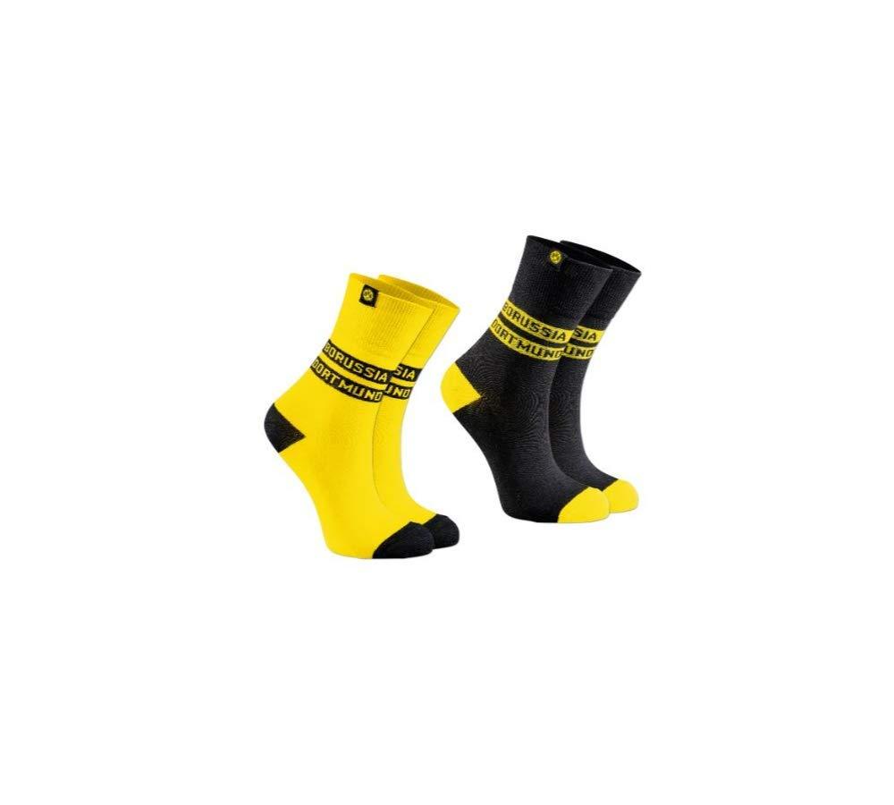 Borussia Dortmund BVB Socken Wintersocken Gr/ö/ße 43-46