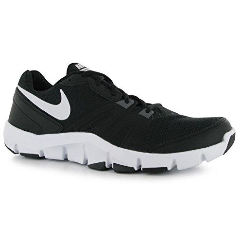 NIKE Flex Show Chaussures D'Entraînement pour Homme Noir/Blanc Sport Fitness Formateurs Sneakers