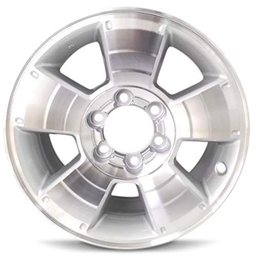 Bill Smith Auto Replacement For Aluminum Wheel Rim 17x7.5 Inch 2005-2015 Toyota Tacoma