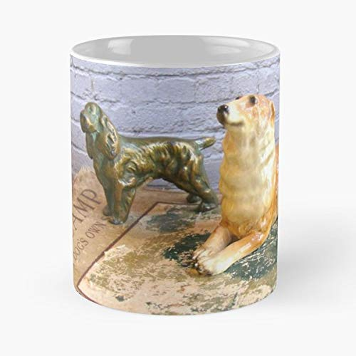 Dog Animal - Morning Coffee Mug Ceramic Best Gift