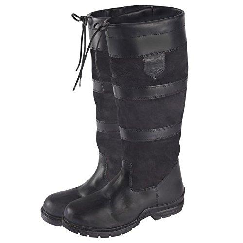 WALDHAUSEN Stallstiefel Ascona Winter, schwarz, Gr. 36, schwarz, 36