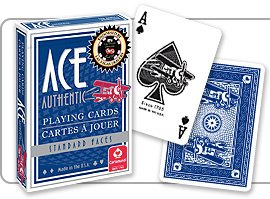 ACE Authentic Limited Edition Playing Cards