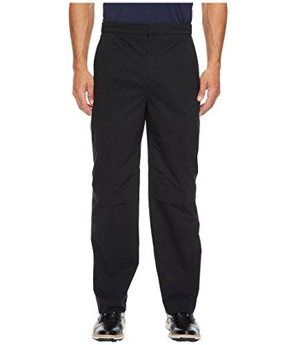 NIKE Men's HyperShield Golf Pants, Black/Flight Silver, X-Large