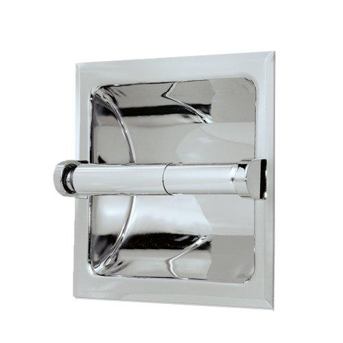 Gatco 782 Recessed Toilet Paper Holder Chrome
