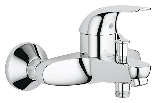 Grohe Euroeco Single-Handle Bathroom Tap (Grohe Eurosmart Single Lever Bath Shower Mixer)