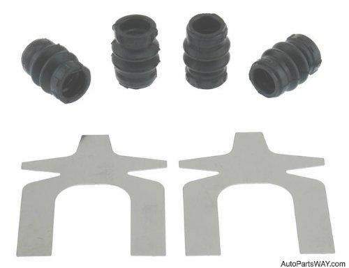 Carlson Quality Brake Parts H5619 Disc Brake Hardware Kit