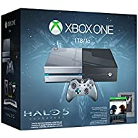 Consola Xbox One, Edición Limitada, 1 TB + Halo 5: Guardians - Special Limited Edition