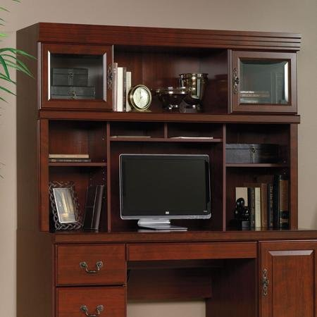 Sauder Heritage Hill Hutch, Classic Cherry