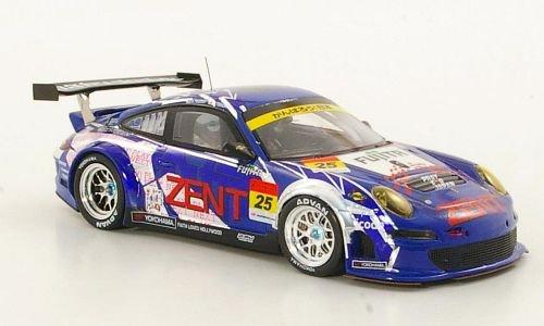 Porsche 911 (997) GT3 RSR, No.25, Zent, super GT 300, 2011, Model Car, Ready-made, Ebbro 1:43