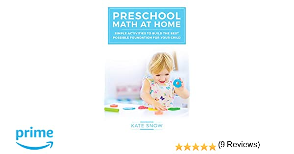 Counting Number worksheets geometry worksheets year 9 : Preschool Math at Home: Simple Activities to Build the Best ...