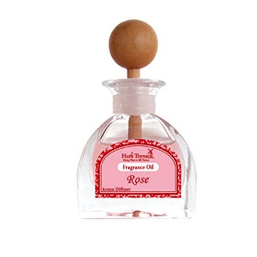 Herb Thyme Car Air Freshener Rose 50ml (2 Pieces) / Vehicle Deodorant / Deodorant / Liquid Type / Household Goods / Vehicle Article / Fragrance