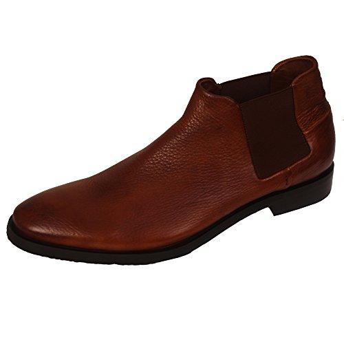Oliver Sweeney Venarotta Tamponato Leather Mens Chelsea Boot Tan