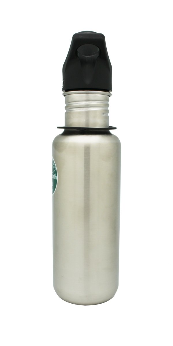 hiking Ripuri survival BPA Free Stainless Steel includes 1 Filter+1 Cap 18 Ounce T-CROSS backpacking water bottle emergency