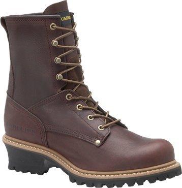 Carolina Uninsulated Steel Toe Logger Boot ()