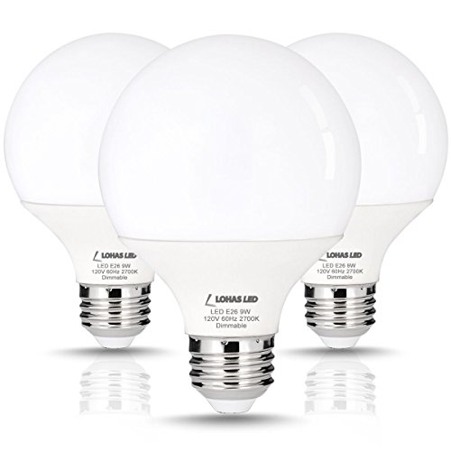 G25 Led Globe Lights - 7