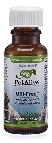 PetAlive UTI Free Bladder Urinary Health