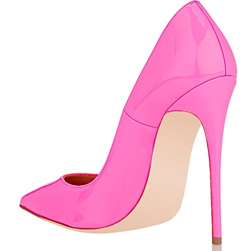 Soir Talon Fête Élégant Pointu Pink Edefs Escarpins Chaussures Sexy Femmes Haut Bout Aawg7q