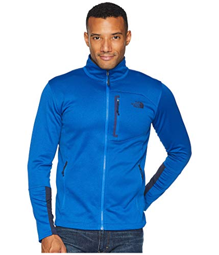 The North Face Men's Canyonlands Full Zip Turkish Sea Heather 1 XX-Large ()
