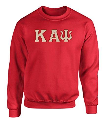 Greek Embroidered Sweatshirts - 2