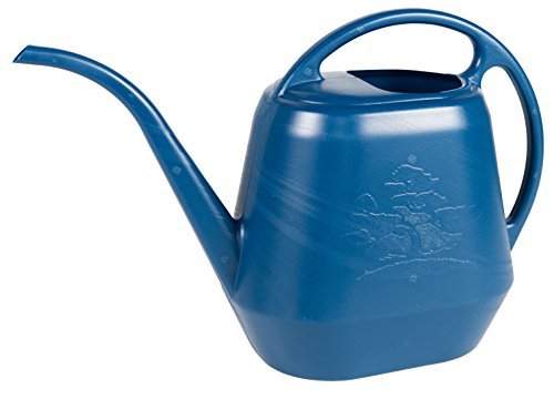 - Bloem Aqua Rite Watering Can, 56 oz, Deep Sea (AW21-31)