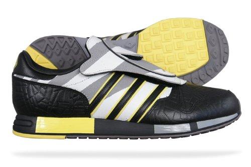 Adidas Micropacer C.S. Zapatillas deportivas negro/blanco/gris/amarillo RAREDAD