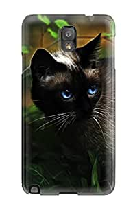 Cute Tpu Abikjack Electric Cat Case Cover For Galaxy Note 3