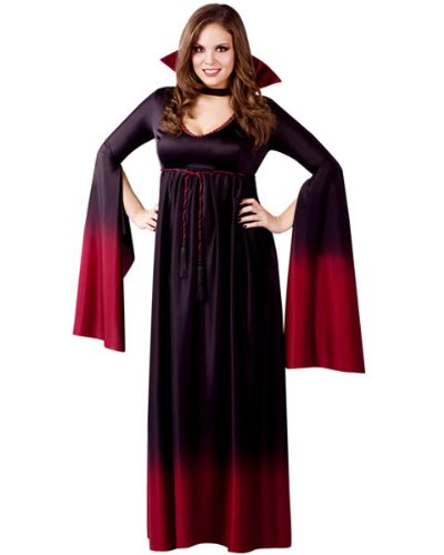 Blood Vampiress Plus Size Adult Costume - Plus