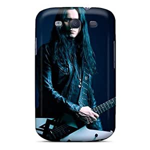 Anti-scratch And Shatterproof Black Sabbath Band Phone Case For Galaxy S3/ High Quality Tpu Case